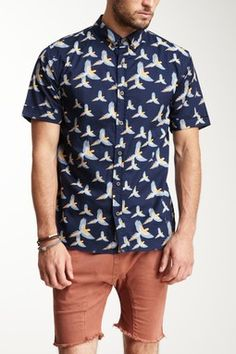 Pirate Short Sleeve Shirt on HauteLook
