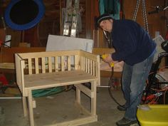 co sleeper DIY...I have always wanted one of these things! Next time around I might just make one!