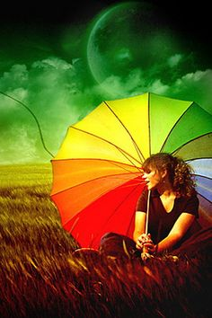 KarachiCorner Blog 25+ Creative Colorful Rainbow Photos for Inspiration