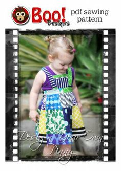 DESIGN YOUR OWN PINNY DRESS BOO! DESIGNS
