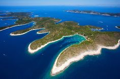 hvar in croatia (lavender festival in June each yr)