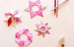 41 Meilleures Images Du Tableau Pliage Origami Etoile Origami