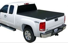 Tonno Pro Tonno Tri-Fold Truck Tonneau Cover for Honda Ridgeline with Bed Tri Fold Tonneau Cover, Best Truck Bed Covers, Truck Tonneau Covers, Truck Toppers, S10 Pickup, Pickup Covers, Dakota, Honda Ridgeline