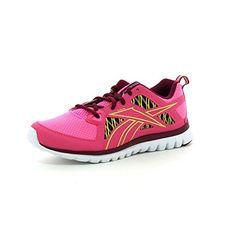 Reebok SubLite Escape MT - Zapatillas de running para mujer, color rosa / negro / amarillo / blanco, talla 38 - http://paracorrer.com/producto/reebok-sublite-escape-mt-zapatillas-de-running-para-mujer-color-rosa-negro-amarillo-blanco-talla-38/