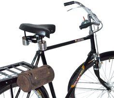 2G1420-4 Fahrradtasche Lenkertasche Gepäckträgertasche Gepäckträger Fahrrad Lenkertasche Gusti Leder Das Original Leder