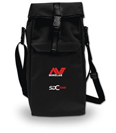 awesome Minelab SDC 2300 Metal Detector Carry Bag Black for Storage and Transport Check more at http://detectorzine.com/product/minelab-sdc-2300-metal-detector-carry-bag-black-for-storage-and-transport/