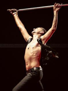Depeche Mode - Paris 31/01/14 - © Sandie Besso