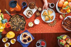 How to Make the Perfect Brunch for a Crowd | Portland Monthly