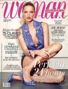 Si! Quiero, Wedding Planners en Woman, Mayo 2014  #PressCoverage #Clipping #Magazine #Fashion #Beauty
