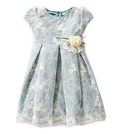Girly Vintage...I love it! Laura Ashley London 2T6X Lace Dress #Dillards