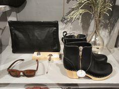 Sin Clon Ni Son / Madrid Madrid, Biker, Display, Ankle, Boots, Fashion, Floor Space, Crotch Boots, Moda