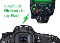 Six Ways to Go Wireless With Your Flash