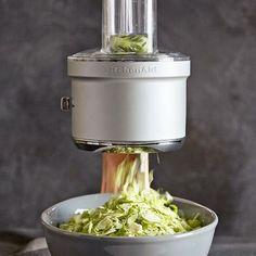 KitchenAid® Food Processor Attachment with Dicing Kit #williamssonoma