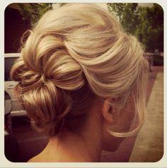 Beautiful bun