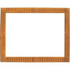 RESINA MARCO POLIURETANO Marco realizado en resina de poliuretano, material muy resistente y ligero que se puede decorar igual que la madera. Medidas interiores: 78 x 58 cm.