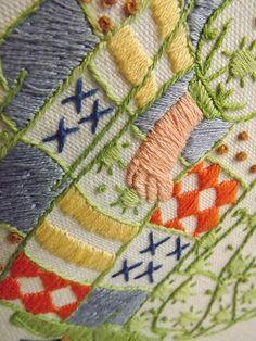 DSCF2343 | Quilt art, Stitch and Album : tom russell quilt - Adamdwight.com