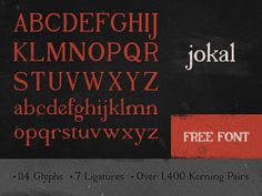 Free Fonts: http://phirebase.com/blog/25-free-fonts-for-your-creative-projects/