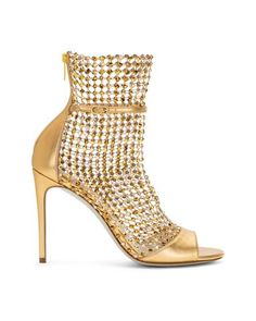 Buy Galaxia Sandal Strass by Rene Caovilla. The couture core of this open-toe sandal epitomises all the stylishness of Caovilla which has always envisioned a bold woman keenly aware of her own allure as its inspirational muse. Rene Caovilla, Shoe Boutique, Open Toe Sandals, Luxury Shoes, Summer Sale, Sale Items, Online Boutiques, Giuseppe Zanotti, Shopping Bag