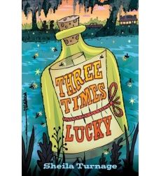 Three Times Lucky by Sheila Turnage. Goodreads Mock Newbery Award 2013 books-December book to read! Newbery Award, Newbery Medal, Great Books, New Books, Sheila, Award Winning Books, Chapter Books, Read Aloud, The Life