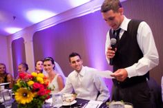 Best Man Speech | Pauleenanne Design | Ultimate Images Photography