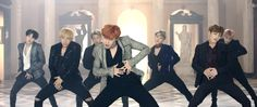 BTS | Wings - Blood Sweat and Tears