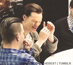 """Ummm HappyBatch... Pretty darned irresistible. *gif*"" completely agree!"