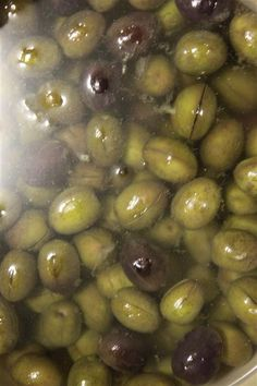 Greek Thomas's Divine Family Recipe For Curing Olives… – Local Heart, Global Soul