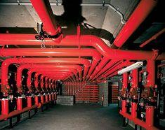 We Design & Install Complete Fire Sprinkler Systems.