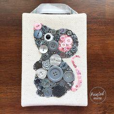 14 nouveaux projets pour bricoler les boutons que vous conservez! - Bricolages - Des bricolages géniaux à réaliser avec vos enfants - Trucs et Bricolages - Fallait y penser !