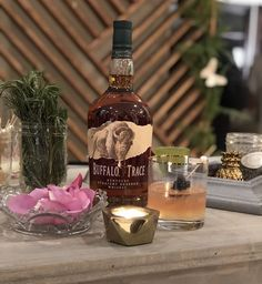 Bottoms up with @buffalotrace. All the grain used at the #BuffaloTraceDistillary is #nonGMO. We created this #CustomCocktail for the @robertfkennedyjr charity #ChildrensHealthDefense. . #BuffaloTrace Smoked Blackberries Citrus #Bittermens Burlesque Bitters . Gold Rimmed Rocks Glass Bar & Backdrop incl butterflies provided by the wonderful @papillonrentals #papillonrentals . . . . @BondAndRoyalSpirits #cocktails #bourbonbliss #craftedmixology #craftedcocktails #mixology #robertfkennedy… Buffalo Trace, Glass Bar, Cocktail Mixers, Charity Event, Bourbon, Backdrops, Grains, Cocktails, Product Launch