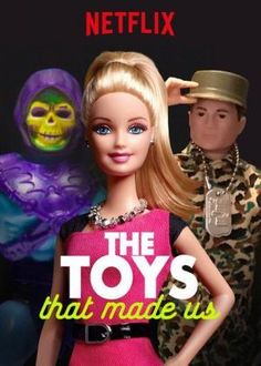 The Toys That Made Us (Serie de TV) (2017)