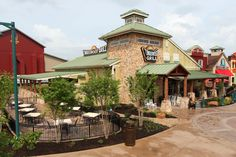 Timberwood Grill at The Island in Pigeon Forge http://islandinpigeonforge.com/