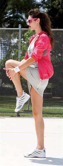 Freddy - SS12 - Training - Woman #fitness