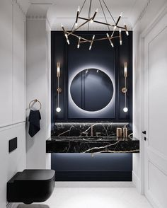 Bathroom Decor Ideas 35 Luxury Bathroom Design And Decor Ideas Capture Red Carpet Looks with Pageant Modern Luxury Bathroom, Bathroom Design Luxury, Luxury Bathrooms, Modern Marble Bathroom, Marble Bathrooms, Modern Bathrooms, Minimalist Bathroom, Bad Inspiration, Bathroom Inspiration