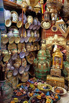 Marrakesh - decorative arts