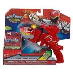 got! Rangers Dino Super Charge T-Rex Morpher