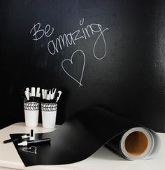 Home Décor :: Chalkboard Wallpaper -