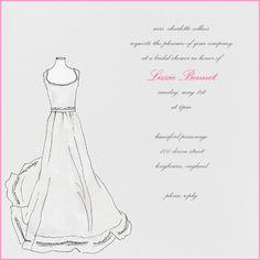 bridal gown newlywedsrsvpbridal shower