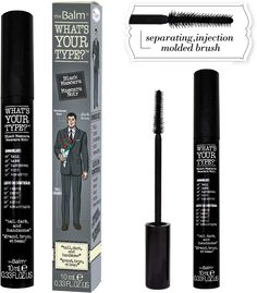 """Whats Your Type Mascara® """"Tall, Dark and Handsome"""""""