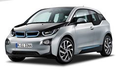 My new favorite BMW, the i3...totally electric