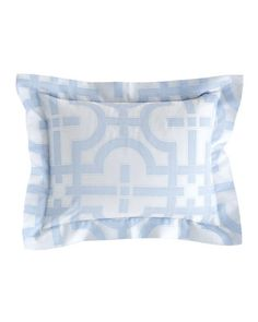 """H88L5 Annie Selke Luxe Nodo Pillow, 15"""" x 35"""""""