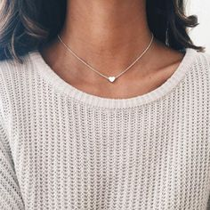 Tiny Heart Necklace for Women SHORT Chain Heart Shape Pendant Necklace Gift Ethnic Bohemian Choker Necklace Necklace Moon, Love Necklace, Necklace Types, Heart Pendant Necklace, Fashion Necklace, Fashion Jewelry, Women Jewelry, Nameplate Necklace, Necklace Holder