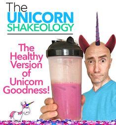 The Unicorn Shakeology Recipe
