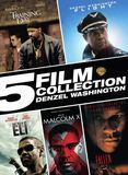 5 Film Collection: Denzel Washington [5 Discs] [DVD], 1000549545