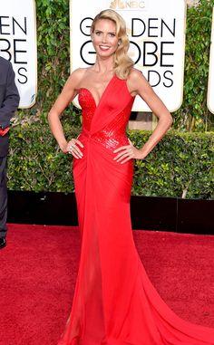 Heidi Klum. Versace. deusa, louca, feiticeira