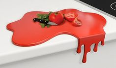 My kind of chopping board. #kitchen #cooking #decor
