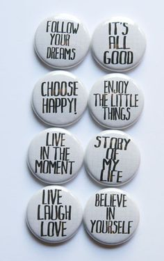 Smash-phrases... I want to make these into magnets!!!