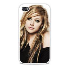 Avril Lavigne iPhone 4, 4s Case