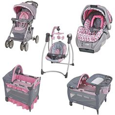 Minnie Mouse Baby Bundle Kmart Com Baby Showers And