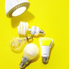 A Review of the Best & brightest eco-Friendly bulbs CFL's vs LED's and what to look for to suite your household lighting needs ►